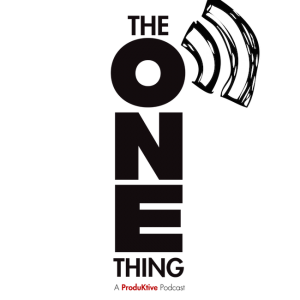 Podcast Roster - The One Thing
