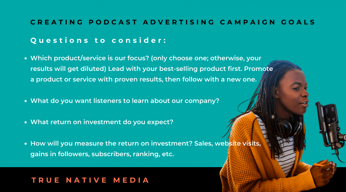 Best Practices For Podcast Advertising Campaign Goal Setting