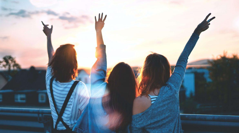 Women's Meditation Network makes women happy